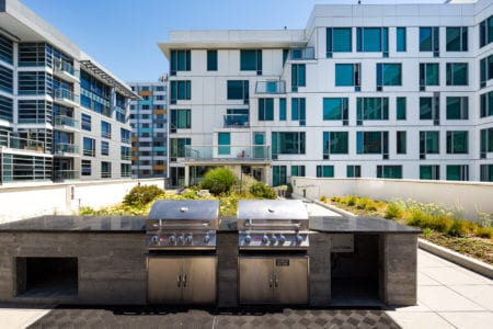 mosso soma apartments rooftop terrace grills community amenities
