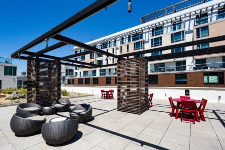 mosso san francisco rooftop terrace lounge apartment amenities